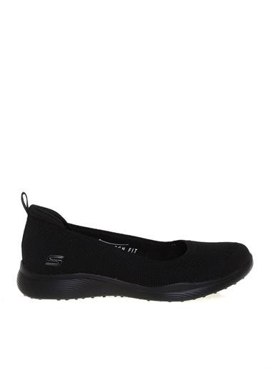 Skechers Skechers Siyah Düz Ayakkabı Siyah